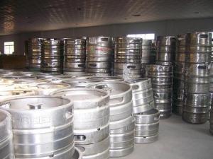 China USED beer keg 50L on sale