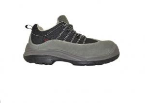 China Men's Style ESD Safety Industrial Work Shoes , Safety Solutions Steel Toe Shoes on sale