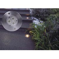 Warm White Garden In Ground Lighting LED 9W 24V CE & RoHS Approved