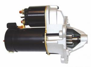 China D6RA77 455680 Engine Smart Starter Motor  Long Service Life , Auto Starter Motor  on sale