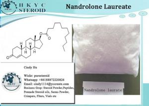 China High Purified Steroids Raw Powder Nandrolone Laurate Laurabolin For Muscle Gain on sale