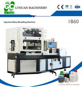 China 30KW IBM Injection Blow Molding Machine 4000×1450×2350mm IB60 on sale
