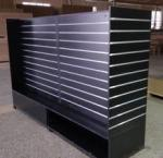 High quality slatwall display racks for supermarket or wholesale