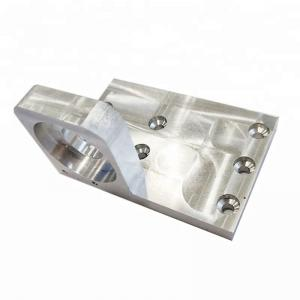 China Zinc Plating Custom CNC Parts Generating Units PVC Aluminum Profile Rustproof on sale