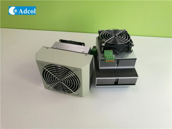 Thermoelectric Peltier Cooler / Air Conditioner Assembly For