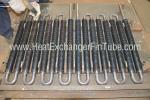 Непрерывный hairpin сваривая пачку пробки стали углерода u ASTM A106 SMLS