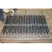 Continuous hairpin welding ASTM A106 SMLS carbon steel U tube bundle