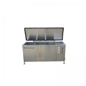 China SUS316L Ultrasonic Cleaning Machine Disposable Razors Injection Moulding Plastic Applied on sale