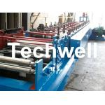 Q235 Cold Rolled Strip Cable Tray Profile Roll Forming Machine TW-CBT300
