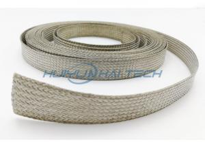 China Metal Cable Shielding Sleeve , Automotive Braided Wire Loom Flame Retardant on sale