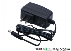 China 9 Volt 1 Amp Ac Dc Power Adapter UL Class 2 Fcc 9v 1a 9w Us Plug Adaptator on sale