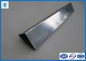 China Aluminium ProfileTriangular Aluminum T-Slotted Profile 6063 T5 Aluminium Profiles on sale