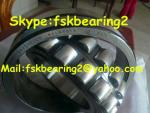 Type en acier roulement à rouleaux sphérique 22224 E 120mm x 215mm x 58mm de la cage E de SKF