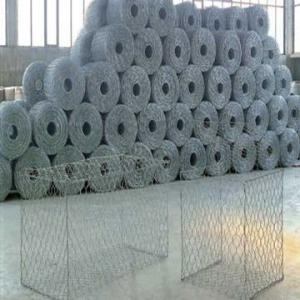 China 1 galvanized gabions and mattress on sale