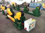 Self Adjustment Welding Pipe Rollers 10t Capacity Tank Pipe Turning Rollers
