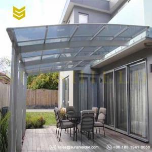 ... Quality UV Protection Polycarbonate Patio Cover Designs/aluminum Patio  Cover/patio For Sale ...