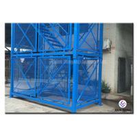 High Bridge Pier Scaffolding Safety Construction Steel Step Ladder Cage 3m*2m*2m