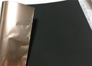 China Black Low Profile Electrolytic Copper Foil 105um 70um 50um 35um 25um 12um 9um on sale