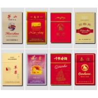 cigarette pack printing match box printing,cigarette cases packaging paper box
