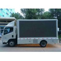 China Low Power SMD Truck Mobile Led Display , Mobile Video Screens For Outdoor on sale