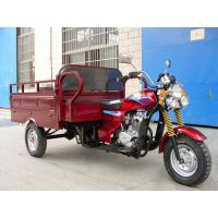150cc Air cooled Cargo Motorized Tricycle 500 kg For Loading