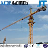 Factory supply 5t load QTZ63-TC5010 36m high for Peru