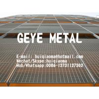 China Architectural Accents Aluminium Bar Grating Panels for Building Facade Claddings Curtain Wall on sale