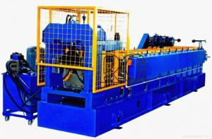 China 3kw Austrilian Type glazed tile Door Frame Roll forming machinery for Step on sale