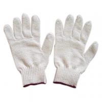 7g Colored Magic Cotton Glove Knitted For Winter Work