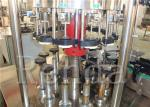 Automatic Bottle Juice Filling Machine Electric Driven Type 7KW Power 10000BPH Capacity