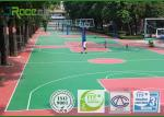 Multi Purpose Sport Court Surface Sound Insulation For Tennis / Volleyball / Badminton