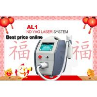 China 1064 YAG Laser Tattoo Removal Equipment , Dual Wavelengths Q Switched Nd 532 on sale