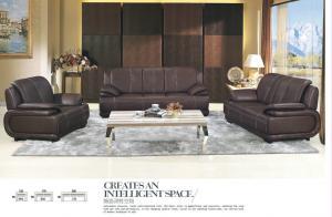 939 Marnoon Modern Genuine Leather Sofa Set Home