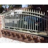 Decorative Wall Fence/Ornamental Fencing/decorative wrought iron fence