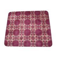 Eco-Friendly Rubber Floor Carpet, Cloth Rubber Floor Mats For Cars