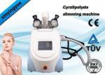 Tighten Skin Cryolipolysis Slimming Machine with Cavitation Radio Frequency