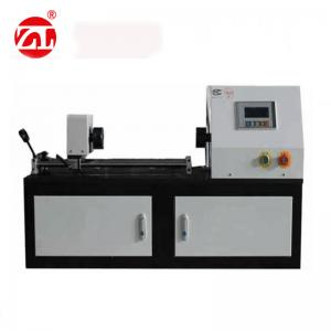China LCD Screen Cable Testing Machine / Metal Wire Torsion Tester One - Way And Bidirectional Twisting on sale