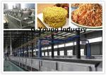 Commercial Automatic Noodle Making Machine Frying N Fried Instant Noodle Processing