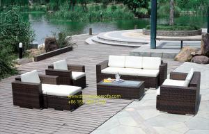 China Calesa-Salón-Al aire Libre-Mueble-Mimbre-Mueble-Rota-muebles on sale