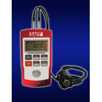 Portable Ultrasonic Thickness Gauge 0.8mm - 225mm Pulse Echo With Dual Probe