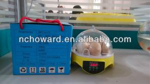 China 2016 promotion kids gift YZ9-7 mini egg incubator for sale CE approved on sale