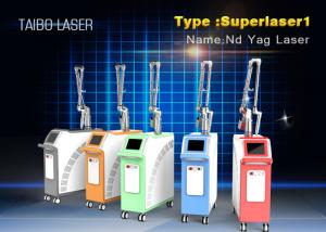 China 1064nm Q Switch Nd Yag Laser Pigment Removal Machine 2000MJ Laser Tattoo Removal Machine on sale