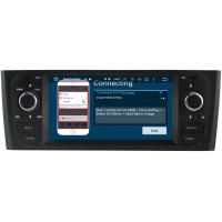 Fiat Linea Automobile DVD Player In Dash Car Multimedia System 2007 - 2011