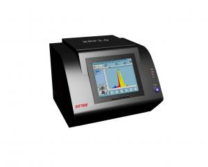 China Portable XRF Gold Tester For Cu , Zn , Ni , X-Ray Tube Overheating Protection on sale
