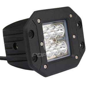 China 24 Watt Cree LED Work Light Flush Mount Led Tuning For Offroad Vehicles on sale