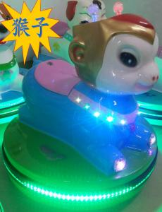China Children's Mini Bumper Car Kids Battery Rides / Coin Operated Ride Game Machines on sale