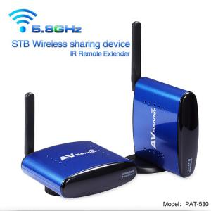 China 200M 5.8GHz Wireless Video / Audio Transmitter with IR Remote PAT-530 on sale