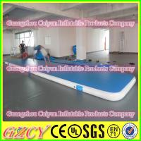 Inflatable Sports Game Air Tumble Track Factory
