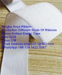 fita elástica feita malha 37#Latex de 3cm 5.8g/m/cm, fita elástica, fita, fita elástica do poliéster, acessórios do vestuário