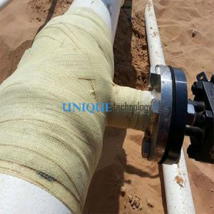 China Hot Sale Pipe Repair Bandage Oil Gas Water Pipeline Repair Tape on sale